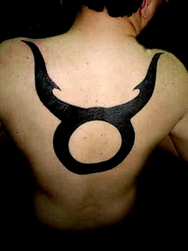 600x803 Huge Zodiac Taurus Tattoo Tattoo Ideas Center