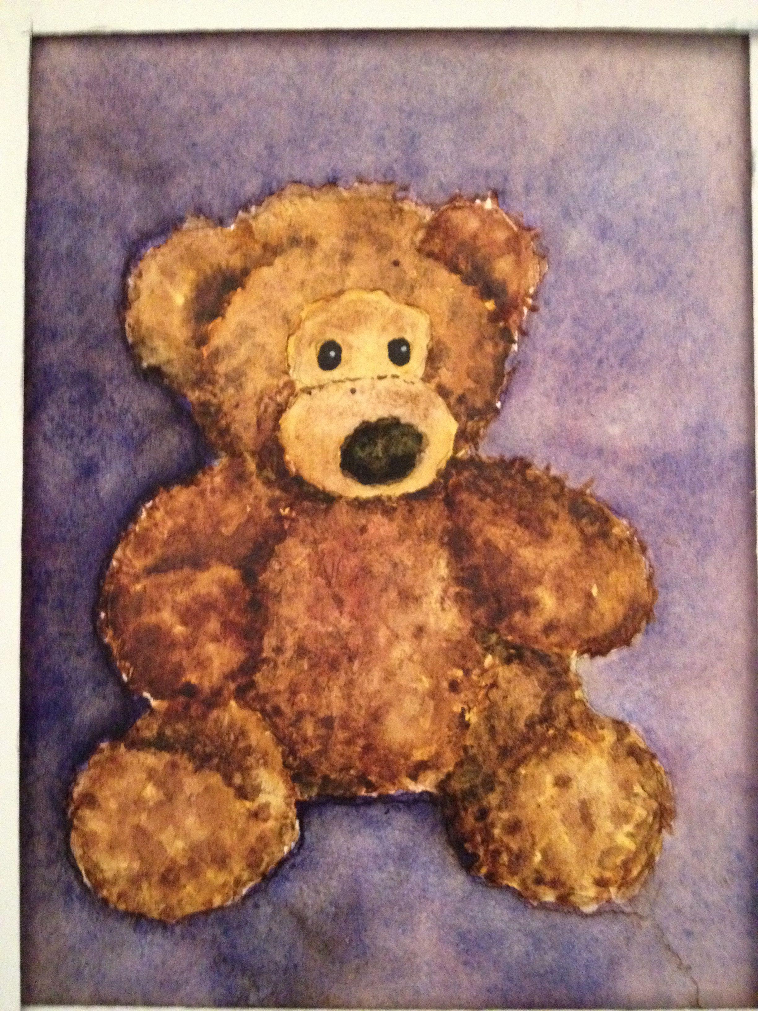 2448x3264 Watercolor Teddy Bear Watercolor Teddy Bears Teddy