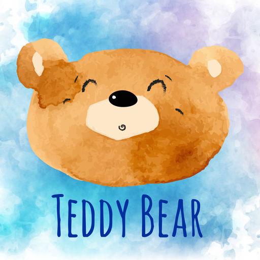 512x512 Cute Teddy Bear