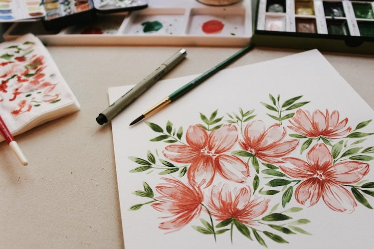 The Best Watercolor