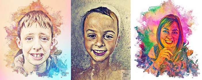 Turn Photo Into Watercolor