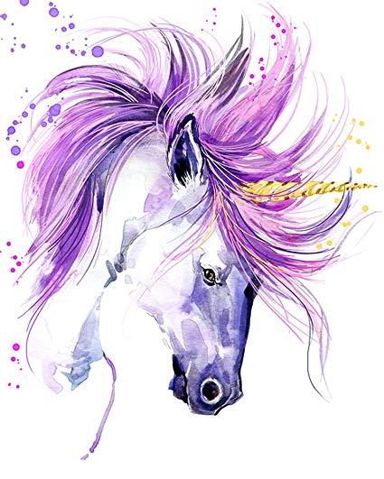 Unicorn Watercolor