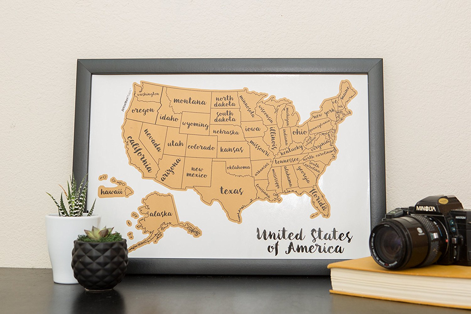 United States Watercolor Scratch Map at GetDrawings.com ...
