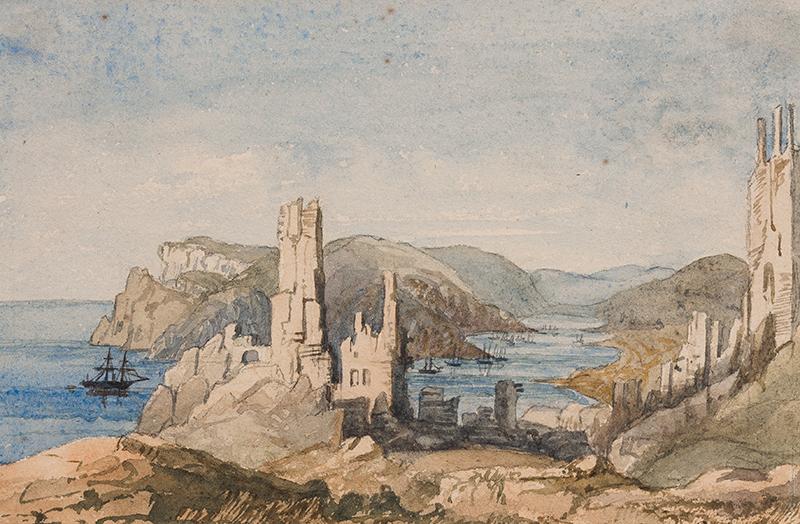 800x524 Crimean War Watercolours Abbott And Holder