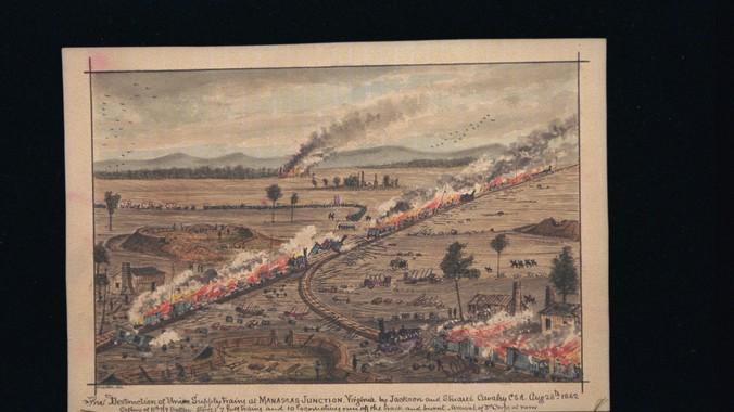 676x380 Robert Sneden Civil War Watercolor Antiques Roadshow Pbs