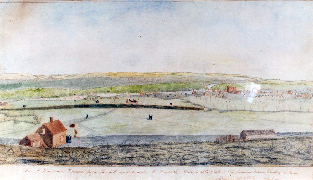 1000x577 Watercolors Of Corporal John Gaddis Documenting The Civil War