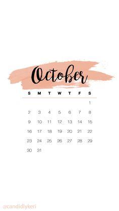 236x419 October 2018 Calendar Printable Template October 2018 Calendar