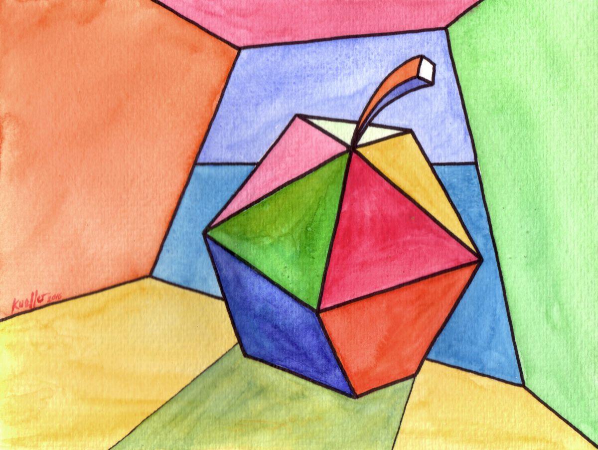 1200x903 Watercolor Apple 35 (Miguel Esquivel Kuello)