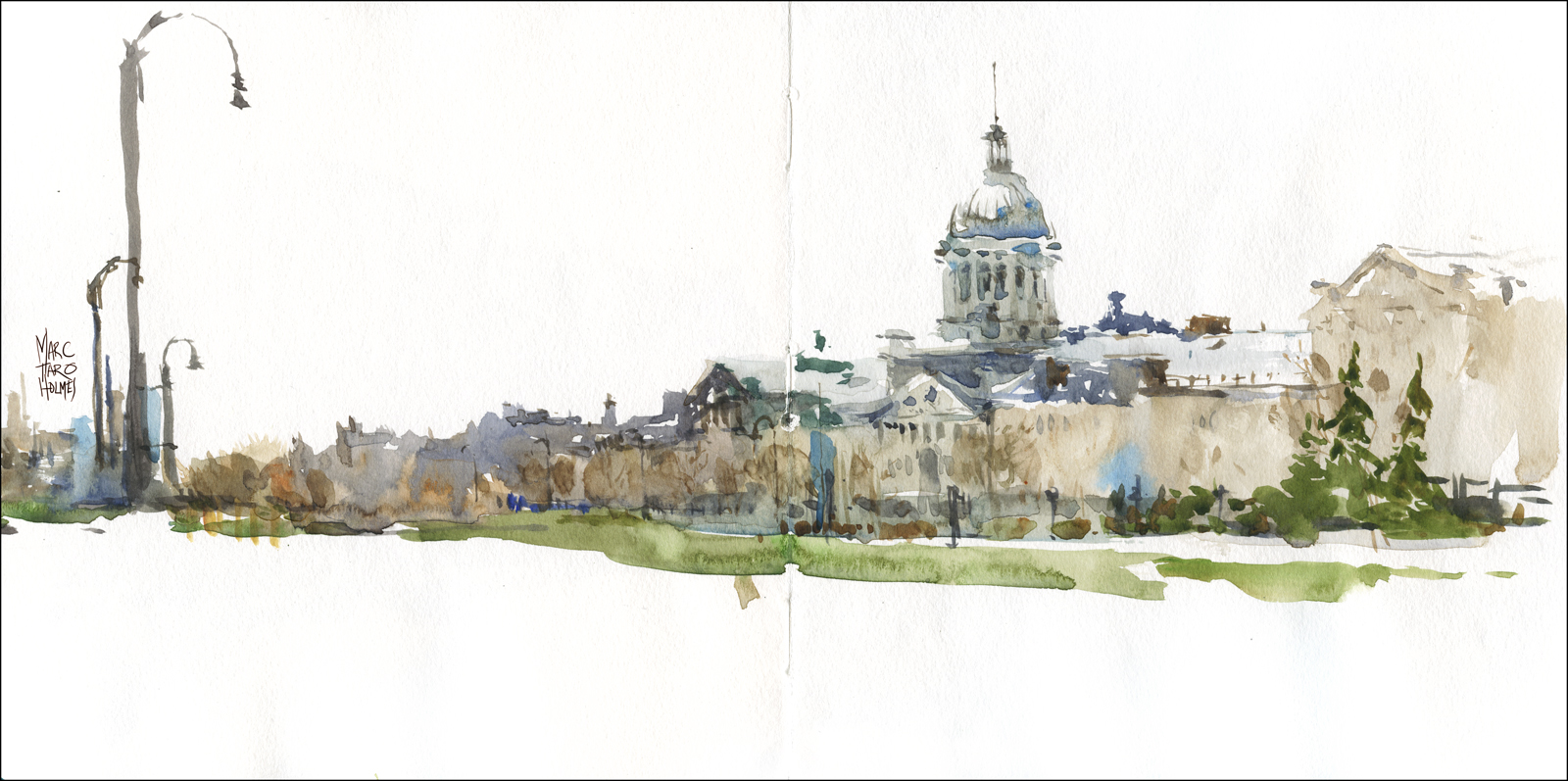 1600x797 Direct To Watercolor Part 1 Of 4 First Breakthrough Citizen