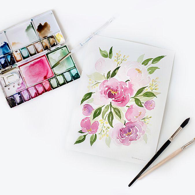 Watercolor Artists On Instagram