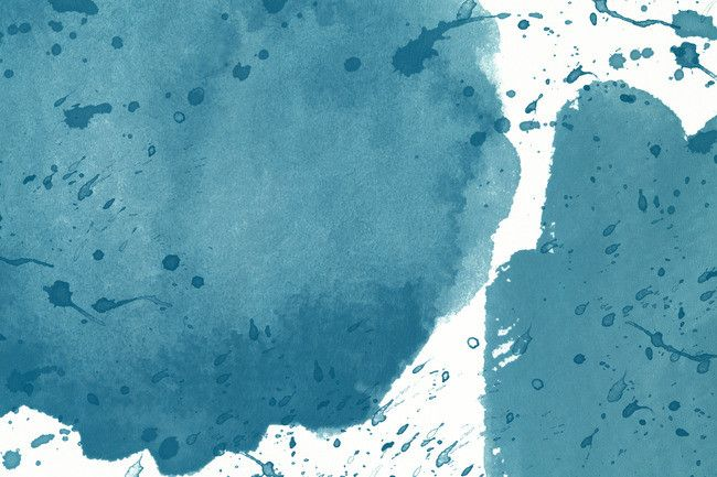 650x433 Blue Watercolor Background Material, Poster, Background, Hd