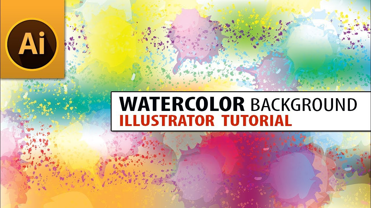 Watercolor Background Illustrator at GetDrawings com | Free for