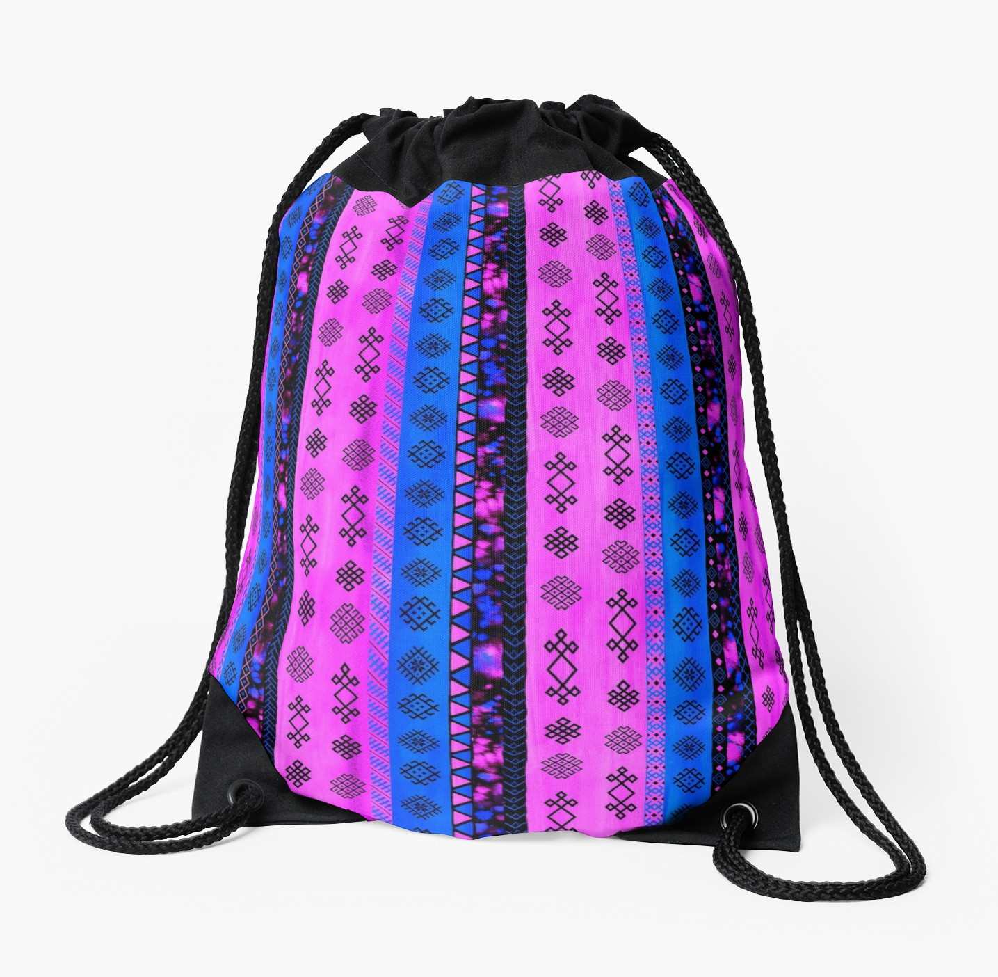1435x1404 Pink Watercolor Backpack Fenix Toulouse Handball 6973af7c29202