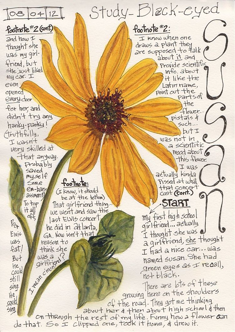 750x1060 Black Eyed Susan Tattoos Black Eyed Susan, Black