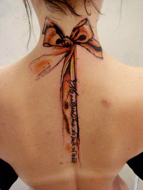 600x800 Watercolor Bow Tie Tattoo. Tattoos. Bow Tie Tattoo