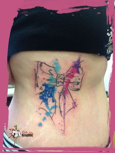 236x314 Women Tattoo Bow Tattoo