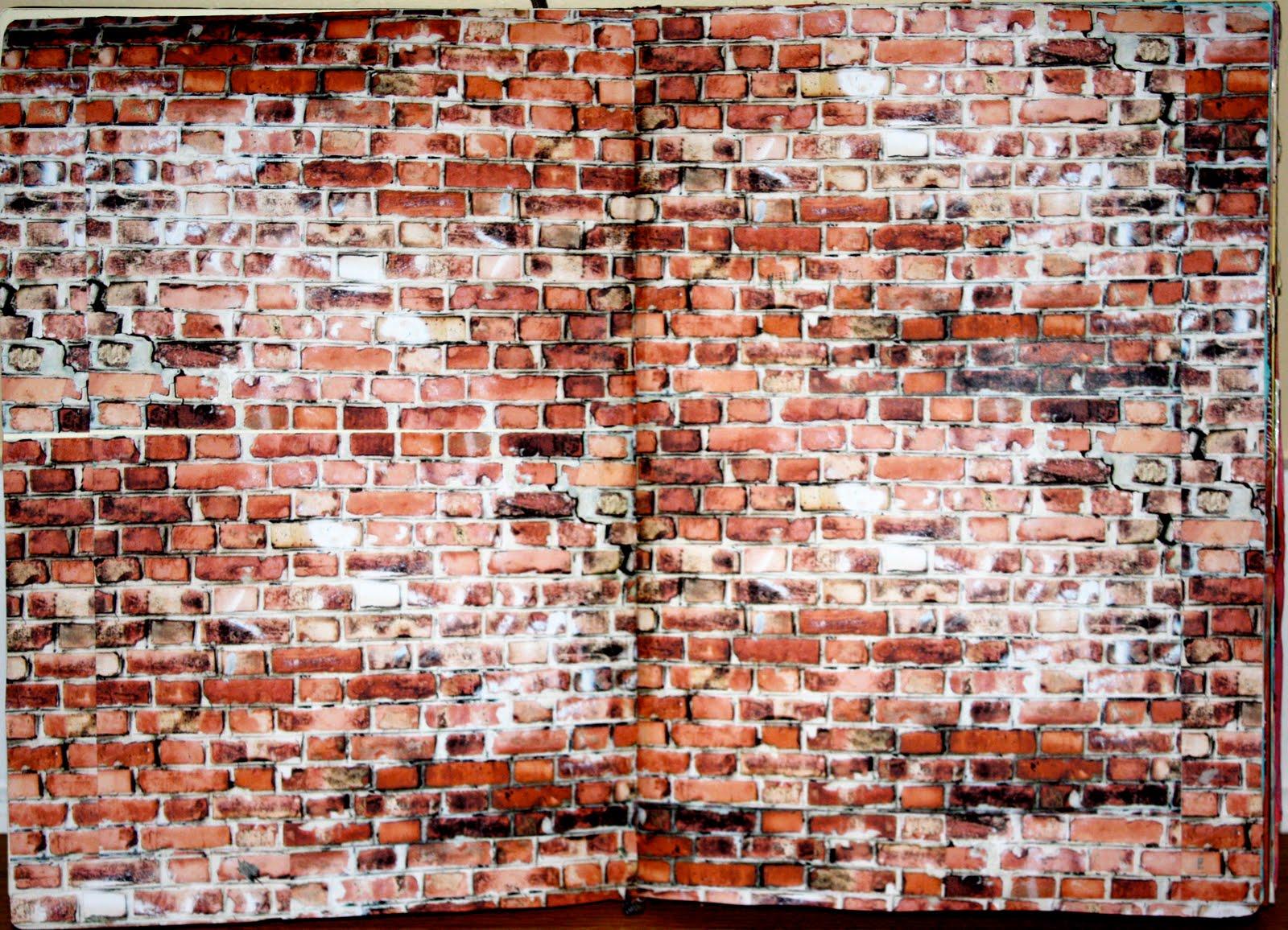 watercolor brick wall at getdrawings com free for personal use