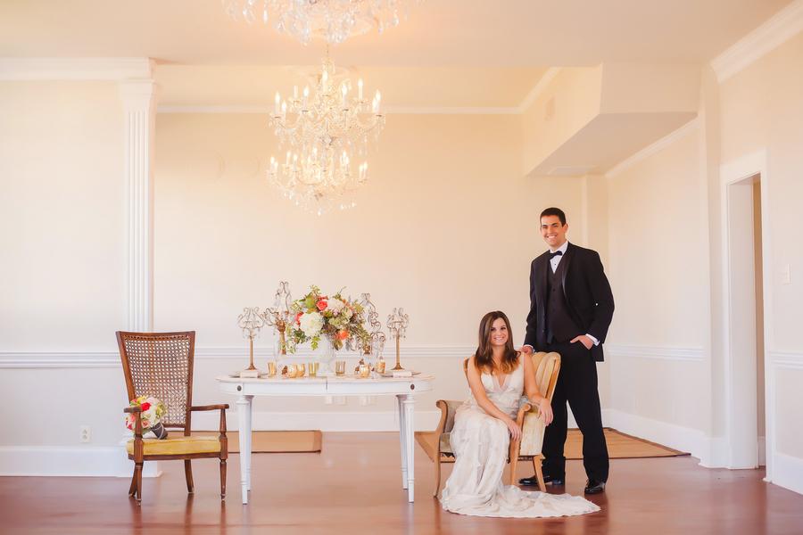 900x600 Bride And Groom Casey Hendrickson Photography Watercolor Wedding