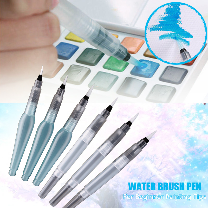 800x800 Stylish Water Brush Pen Ink Water Color Calligraphy For Beginner