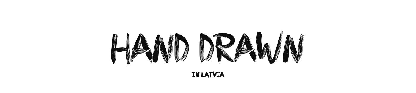 Watercolor Brush Font at GetDrawings com   Free for personal
