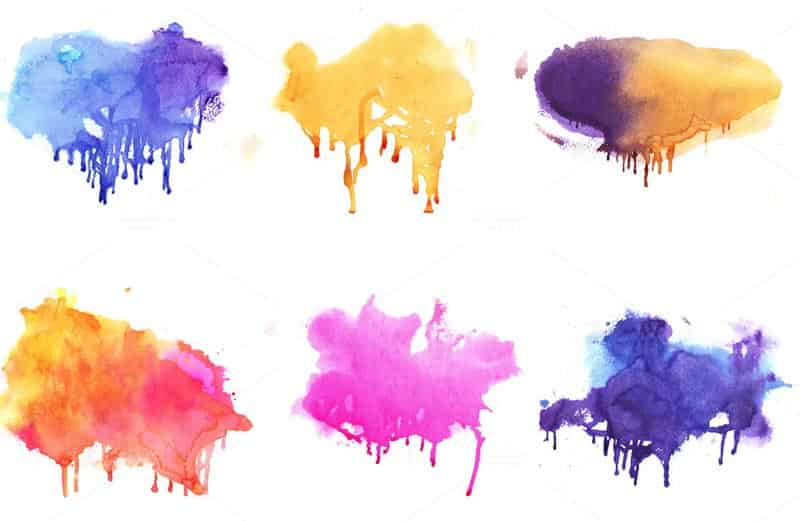 Watercolor Brush Texture at GetDrawings com | Free for personal use