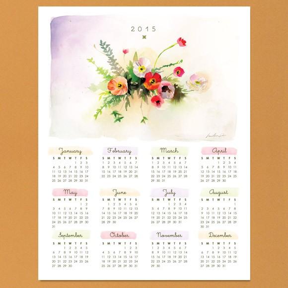 watercolor calendar 2015 at getdrawings com free for personal use
