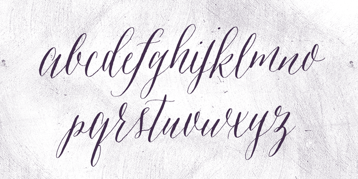 Watercolor Calligraphy Font at GetDrawings com | Free for