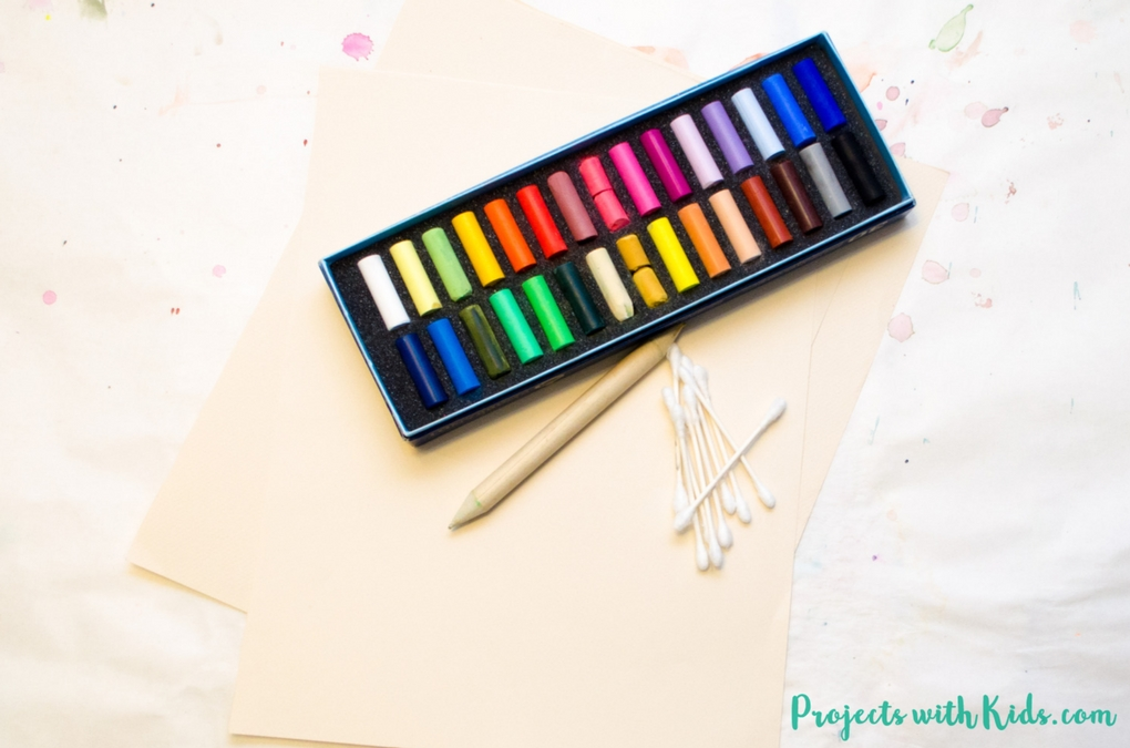 1020x675 Create Stunning Chalk Pastel Sunsets With Kids Projects With Kids