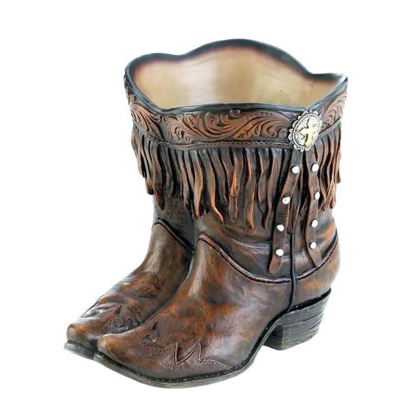 600x600 Flower Cowboy Boots Scrapbook Customs X Paper Cowboy Flower Boot