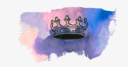 526x276 Ink Crown, Crown Clipart, Ink, Watercolor Png Image And Clipart