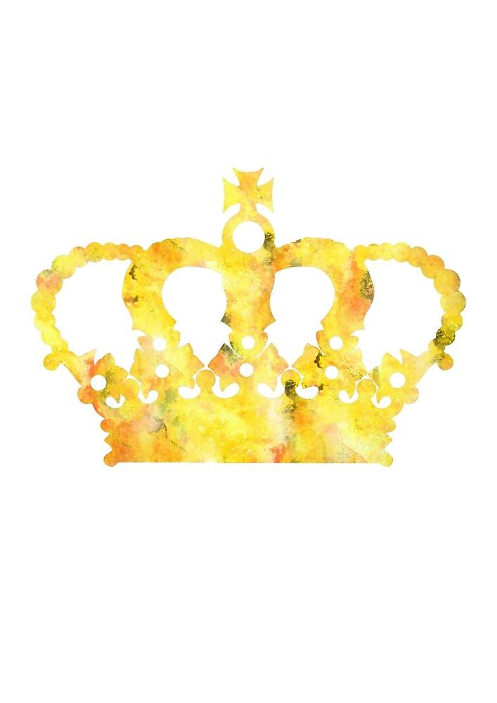 707x1000 Queen Crown, Crown, Watercolor Queen Crown By Rosaliartbook