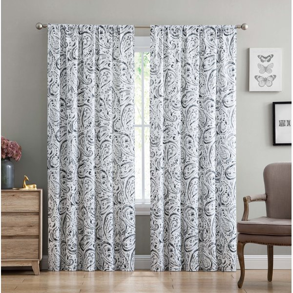600x600 Watercolor Curtains Wayfair