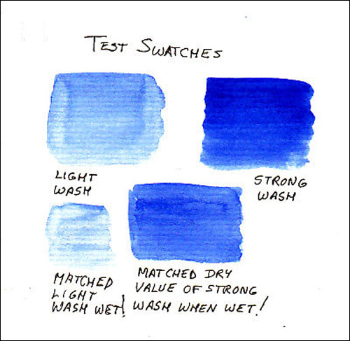 500x488 7 Watercolor Tips For Creating Intense Colors And Strong Values