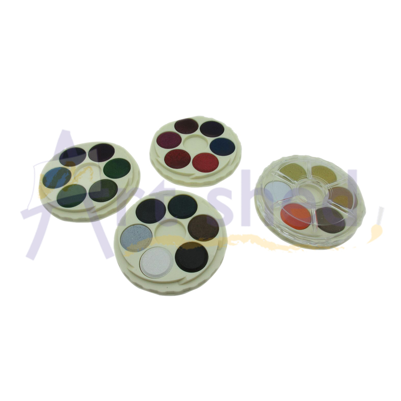 800x800 Micador Koh I Noor Watercolour Disc Set