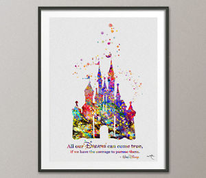 300x260 Cinderella Disney Inspired Princess Castle Quote Disney Castle