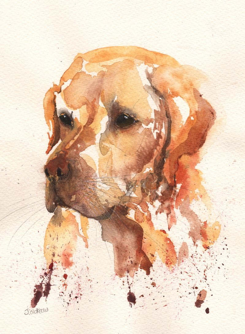 799x1088 Watercolour Dog Painting Art Watercolor, Dog