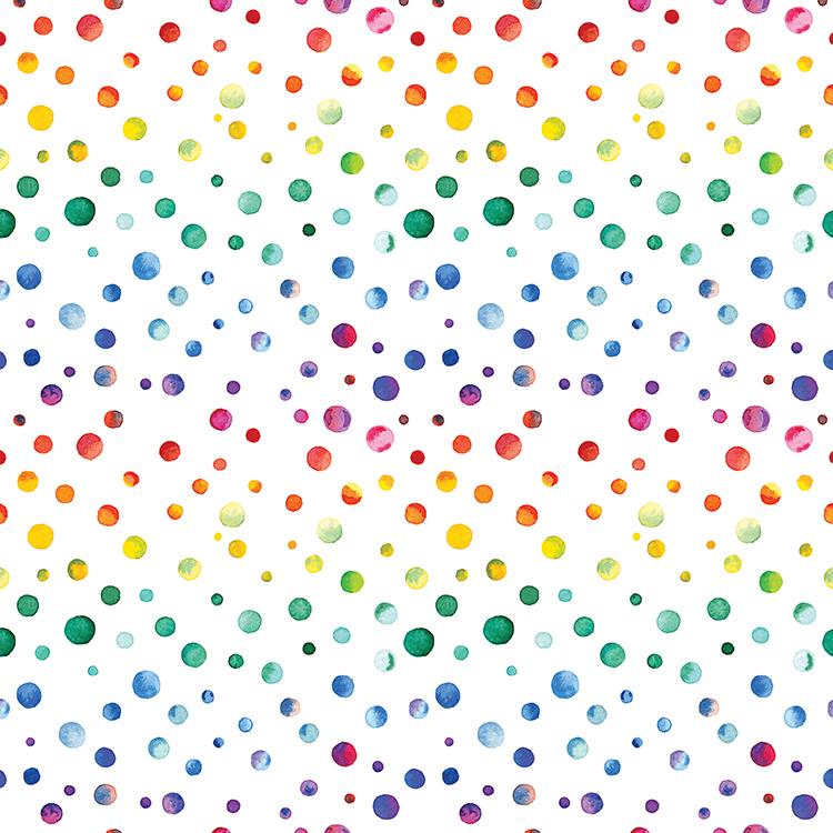 750x750 Ella And Viv Paper Company Watercolor Party Watercolor Dots Paper