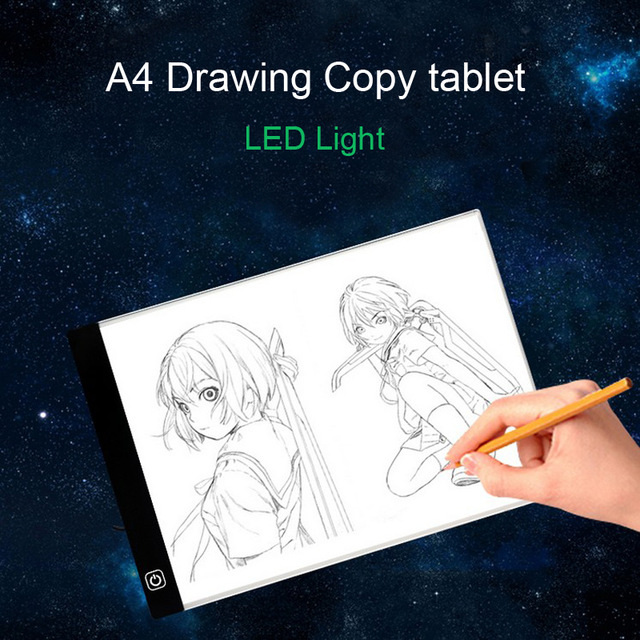 640x640 Buy Led Lighted Drawing Board Ultra A4 Drawing