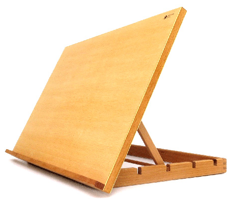 470x406 Wooden A2 Table Easel