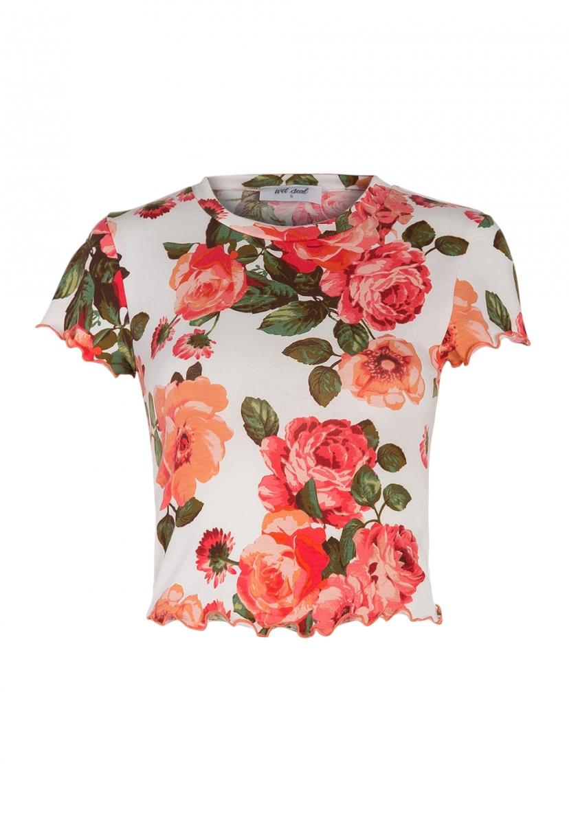 828x1200 Watercolor Dreams Floral Graphic Tee