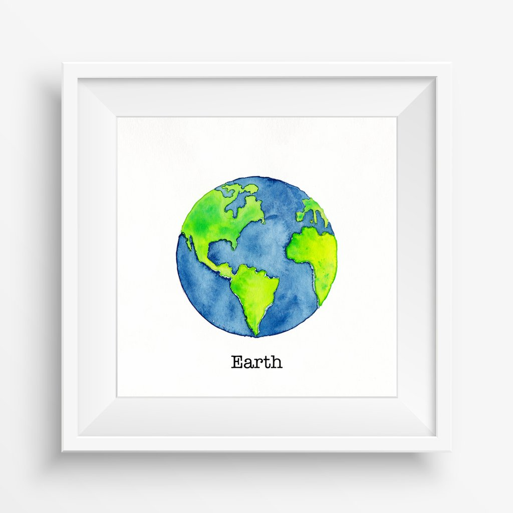 1024x1024 Planet Earth