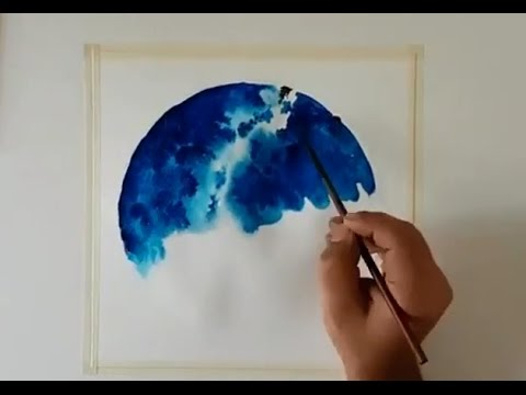 480x360 Watercoler ]] Our Earth