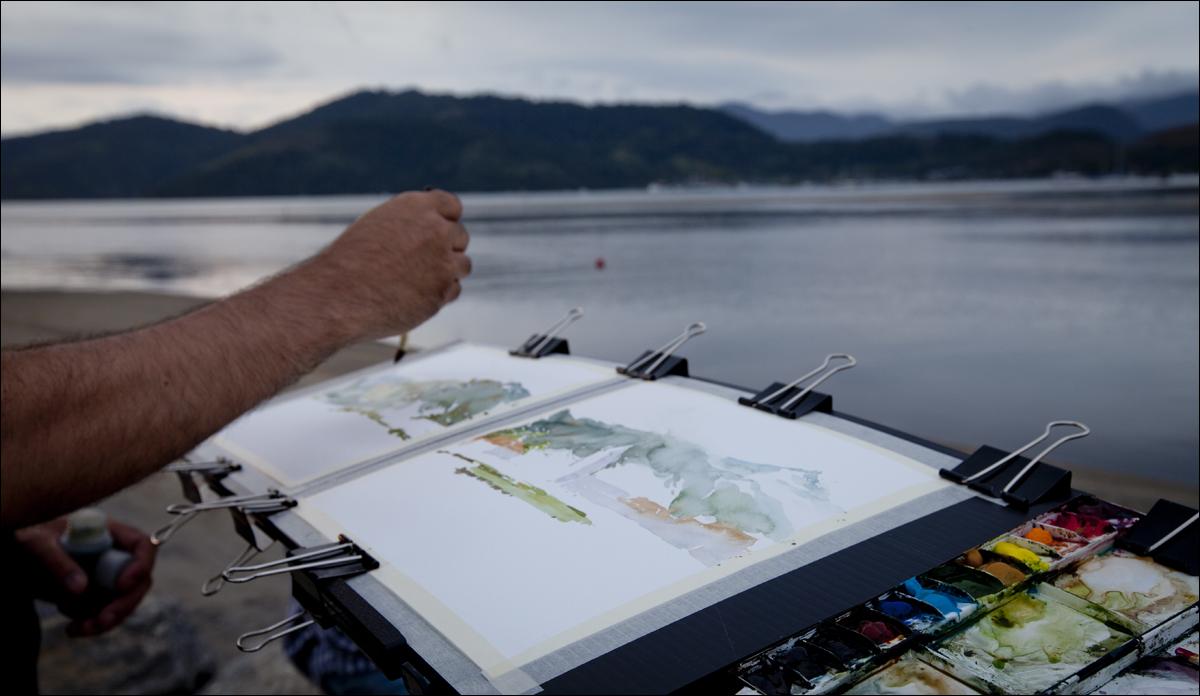 1200x696 Watercolor Supplies List Citizen Sketcher