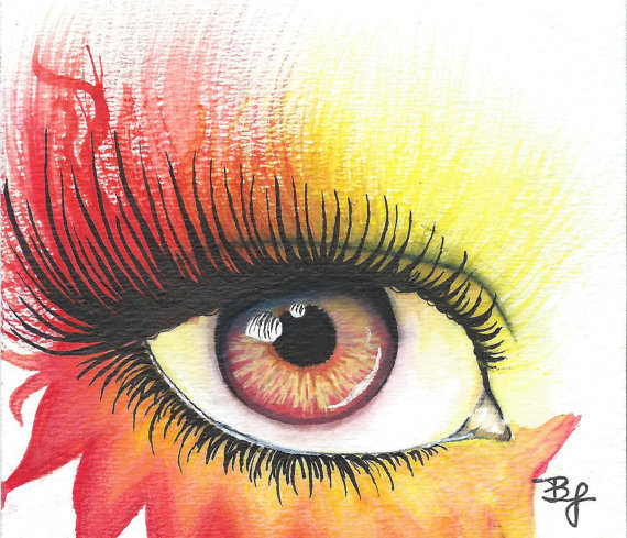 Watercolor Eye Painting at GetDrawings com | Free for