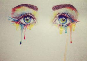 300x210 Painting Eyes In Watercolor