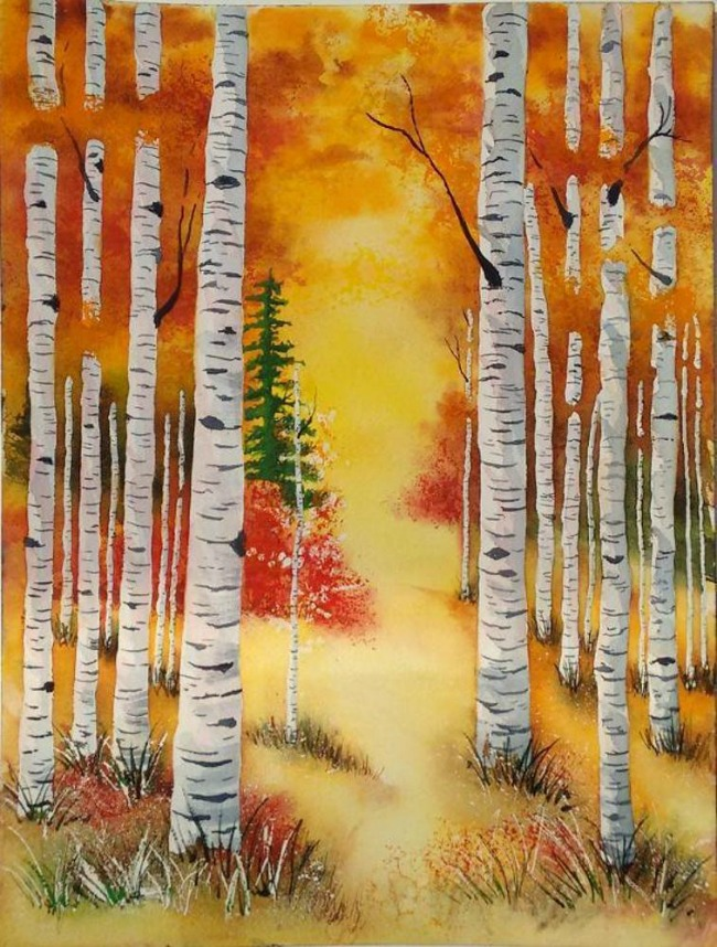 650x858 Fall Painting Ideas 6 Subjects For Autumn Watercolor