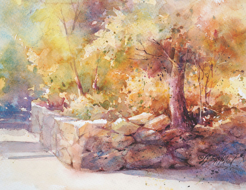 1024x789 How To Paint Rocks