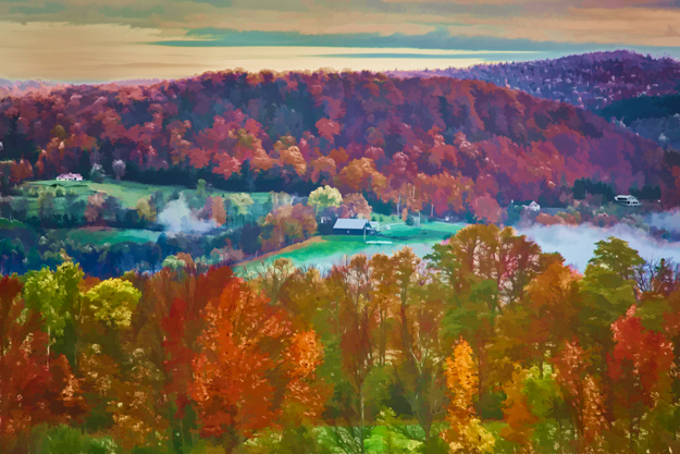 625x417 Turn Your Fall Landscape Photographs Into Works Of Art Martin Belan