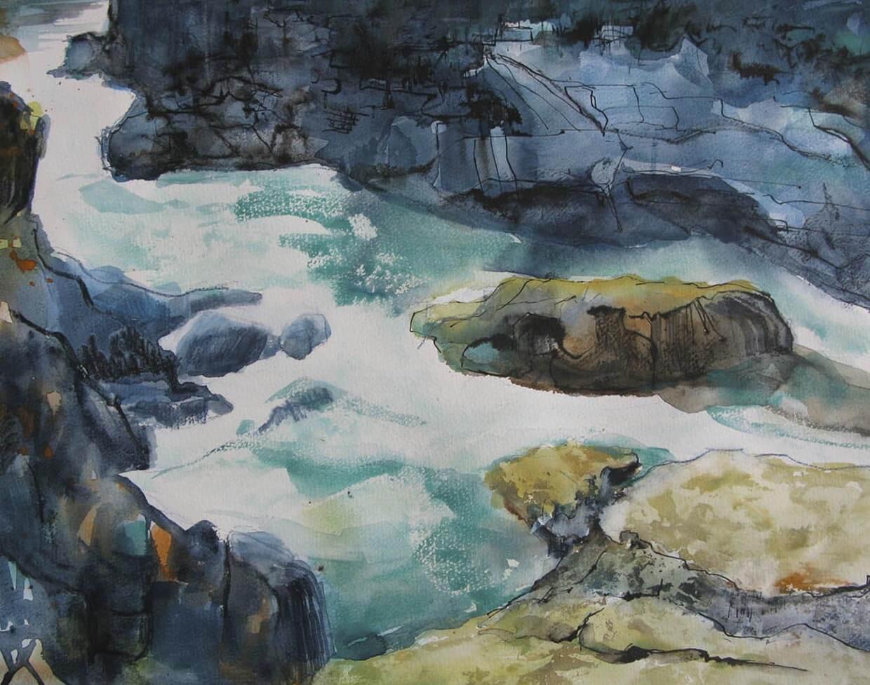 1240x977 Watercolour Painting Landscape Heatherley School Of Fine Art