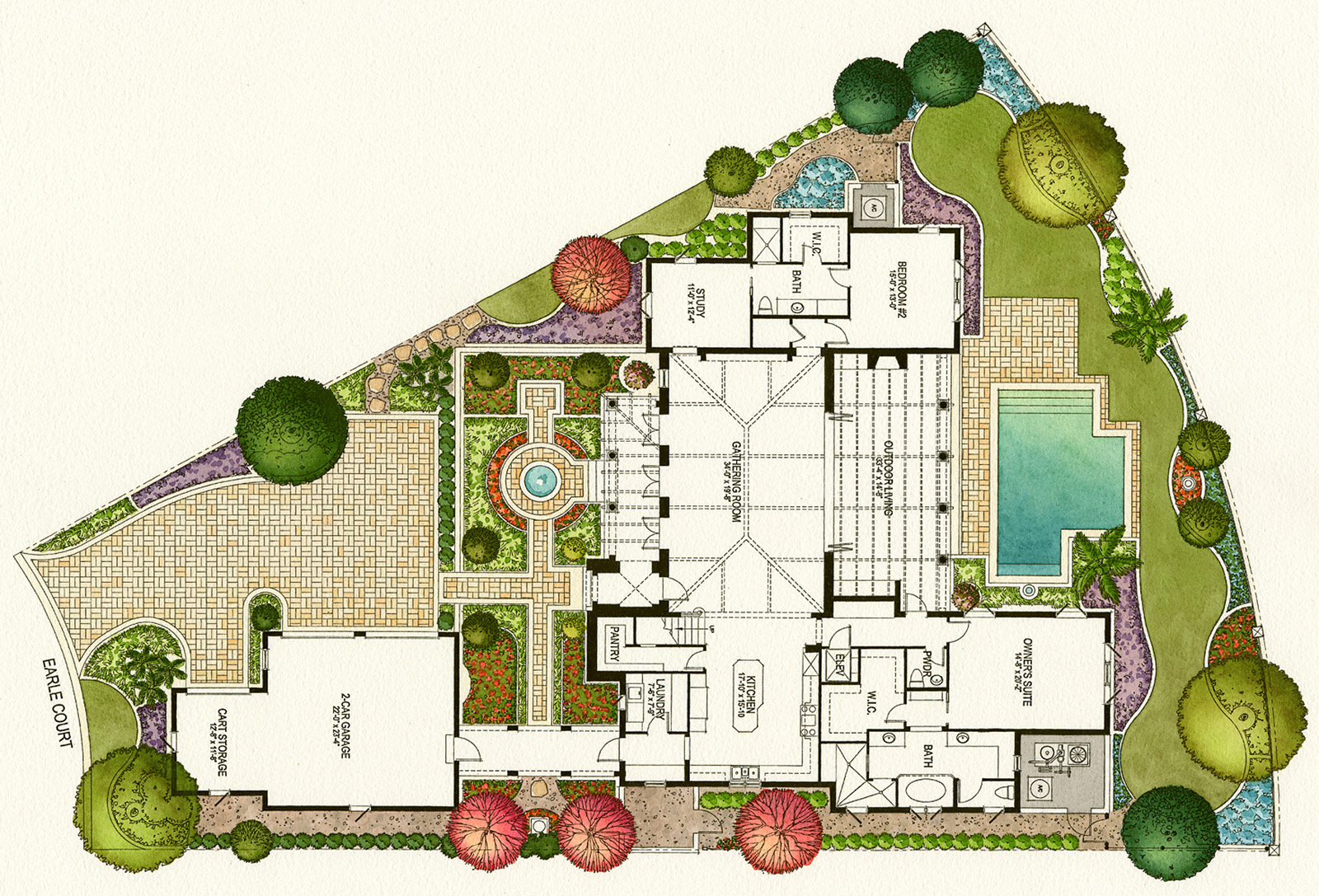 Watercolor Floor Plan at GetDrawings com | Free for personal